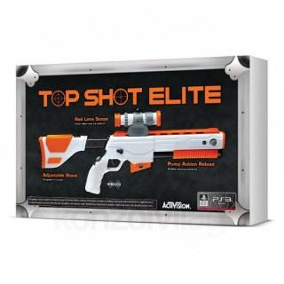 Cabela's Dangerous Hunts 2011 Gun (Top Shot Elite) PS3