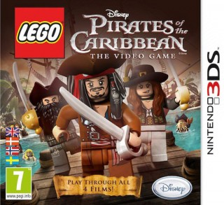 LEGO Pirates of the Caribbean: The Video Game 3DS