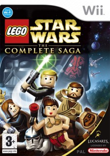 LEGO Star Wars The Complete Saga Wii