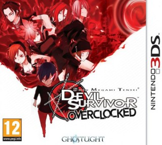 Shin Megami Tensei Devil Survivor Overclocked 3DS 3DS