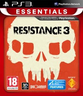 Resistance 3 Essentials (Move támogatás) PS3