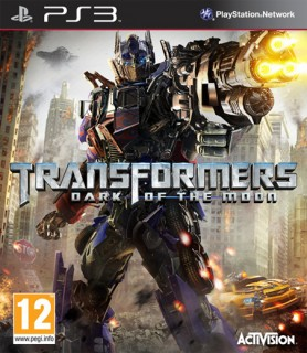 Transformers: Dark of the Moon PS3