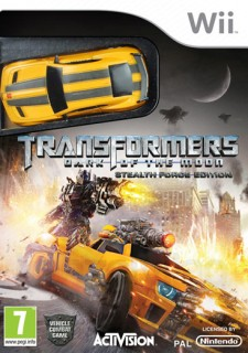 Transformers Dark of the Moon - Stealth Force Edition Bundle Wii