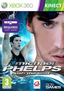 Michael Phelps Push The Limit (Kinect) Xbox 360