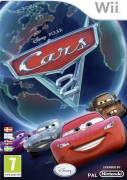 Cars 2 (Verdák 2) WII