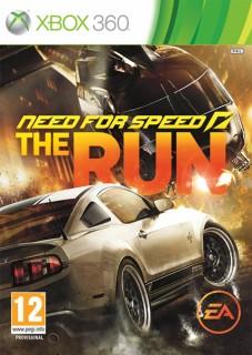 Need for Speed: The Run (használt) Xbox 360