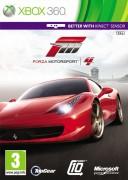 Forza Motorsport 4 (Forza 4) (Kinect támogatással) (használt) XBOX 360