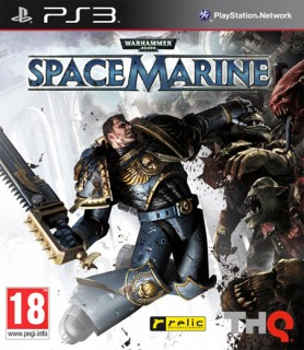 Warhammer 40K Space Marine PS3