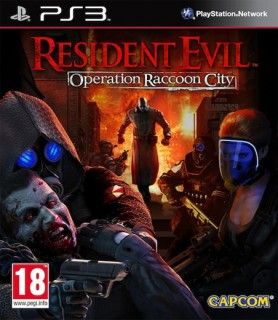 Resident Evil Operation Raccoon City PS3