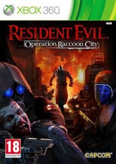 Resident Evil Operation Raccoon City (használt) Xbox 360
