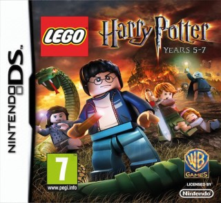 LEGO Harry Potter Years 5-7 DS