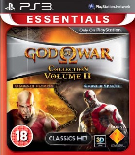 God of War Collection 2 Essentials PS3