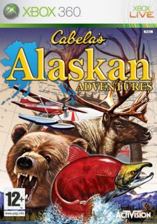 Cabela's Alaskan Adventures Xbox 360