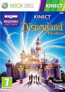 Kinect Disneyland Adventures (Kinect) (használt) Xbox 360