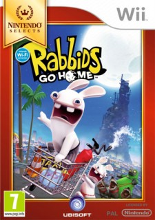 Rabbids Go Home (Selects) Wii