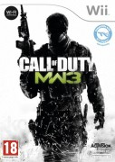 Call of Duty Modern Warfare 3 WII