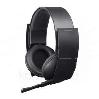 PS3 Sony Wireless Stereo (7.1) Headset PS3 - akciós ár - Konzolvilág a097739bf7