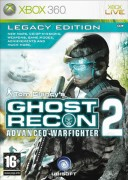 Tom Clancy's Ghost Recon Advanced Warfighter 2 Legacy Edition (használt) XBOX 360