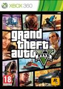 Grand Theft Auto V (használt) XBOX 360