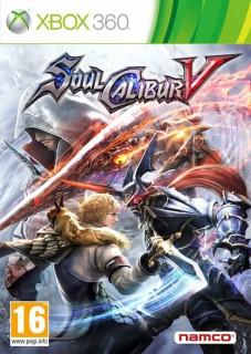 SoulCalibur V (használt) Xbox 360