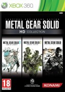 Metal Gear Solid HD Collection (használt) XBOX 360