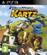 DreamWorks Super Star Kartz PS3