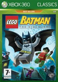 LEGO Batman: The Videogame (Classics) (használt) Xbox 360
