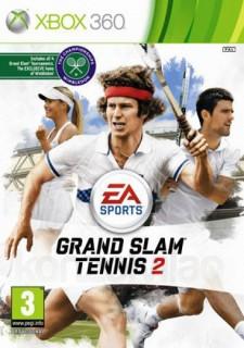 Grand Slam Tennis 2 (használt) Xbox 360