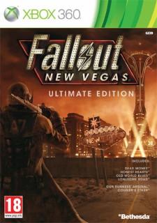 Fallout New Vegas Ultimate Edition (használt) Xbox 360