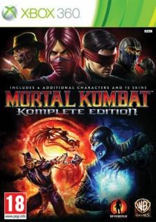 Mortal Kombat Komplete Edition (használt) Xbox 360