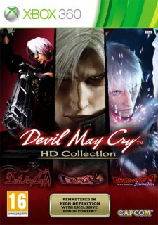 Devil May Cry HD Collection (használt) Xbox 360