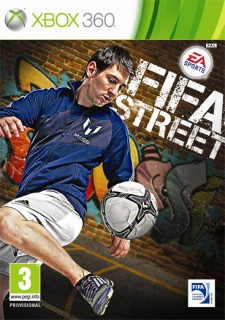 FIFA Street (használt) Xbox 360