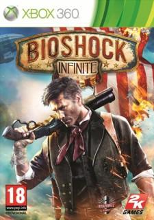 BioShock Infinite (használt) Xbox 360