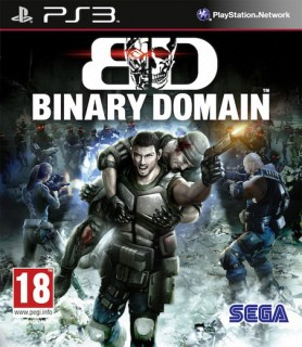 Binary Domain Day 1 Edition PS3