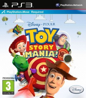 Toy Story Mania! (Move) PS3