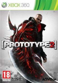 PROTOTYPE 2 (használt) Xbox 360