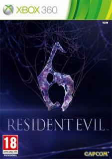 Resident Evil 6 (használt) Xbox 360