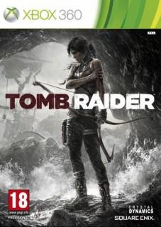 Tomb Raider (használt) Xbox 360