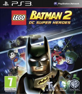 LEGO Batman 2: DC Super Heroes PS3