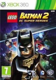 LEGO Batman 2: DC Super Heroes (használt) Xbox 360