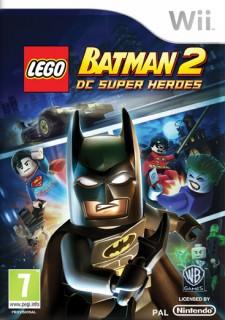 LEGO Batman 2: DC Super Heroes Wii