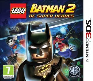 LEGO Batman 2: DC Super Heroes 3DS