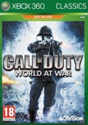 Call of Duty World at War Classic XBOX 360