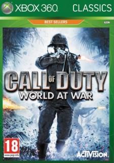 Call of Duty World at War Classic (használt) Xbox 360