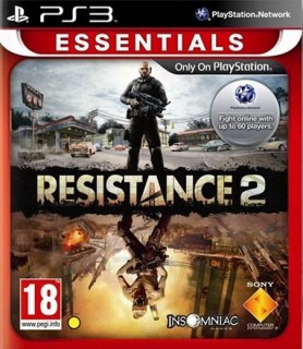 Resistance 2 Essentials PS3
