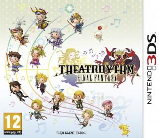 Theatrhythm Final Fantasy 3DS