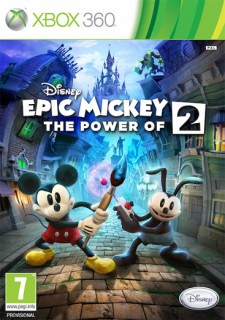Disney Epic Mickey 2: The Power of Two (használt) Xbox 360
