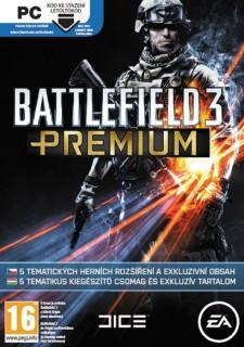 Battlefield 3 Premium kiegészítő PC