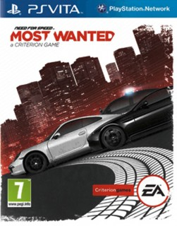 Need for Speed Most Wanted (2012) PS Vita