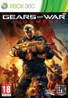 Gears of War Judgment (használt) Xbox 360